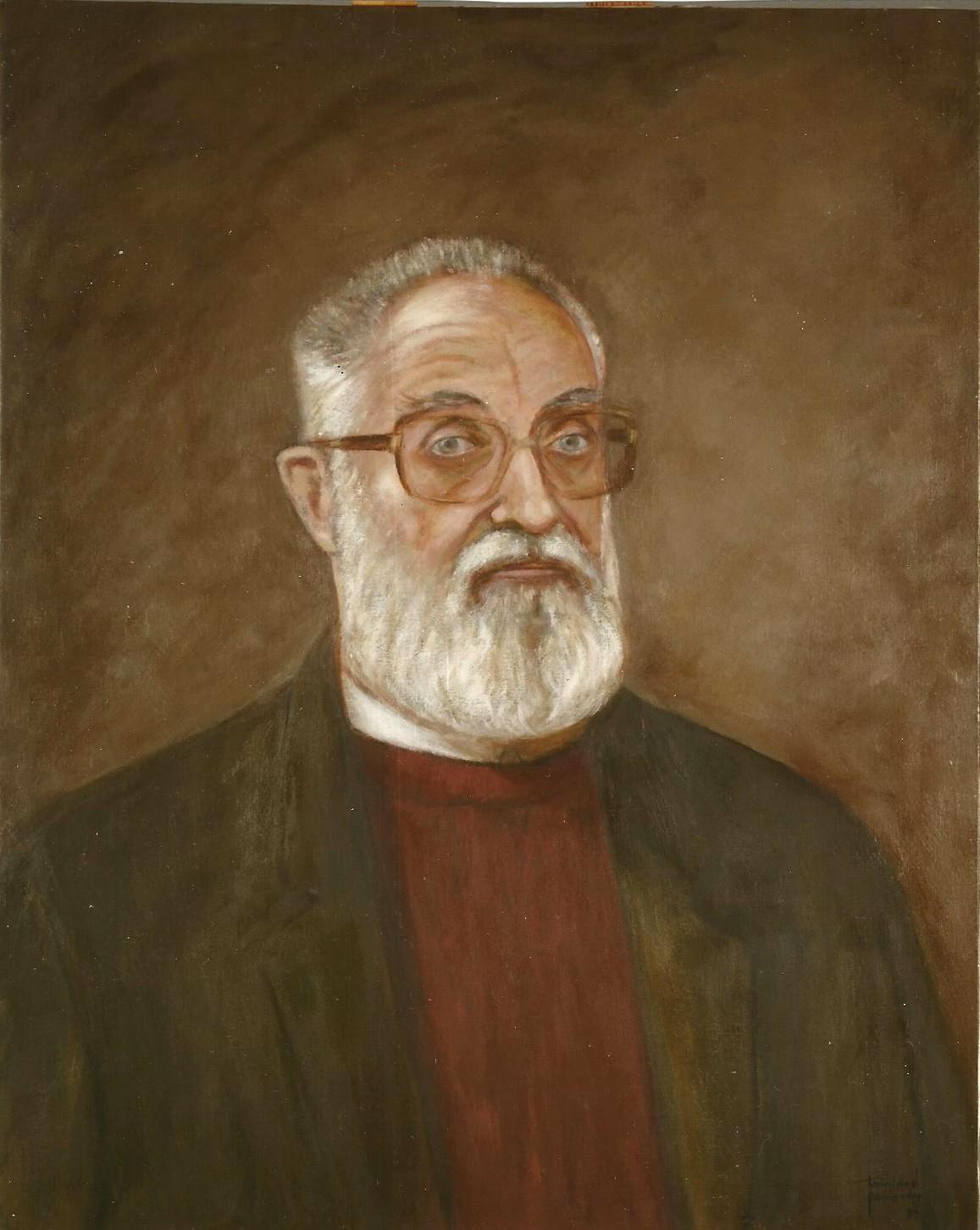 Jose Luis Sampedro - 92 x 73 cm