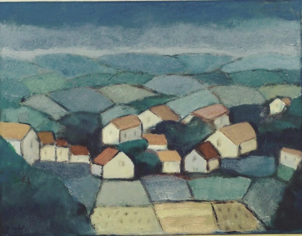 Paisaje Asturiano - 35 x 27 cm