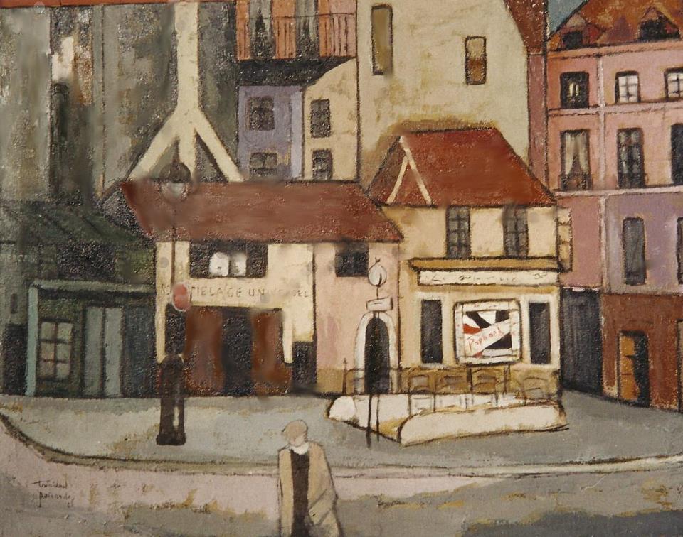 Saint Michel - 100 x 81