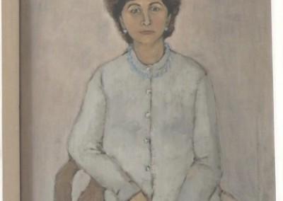 Señora de Eduardo Vigil